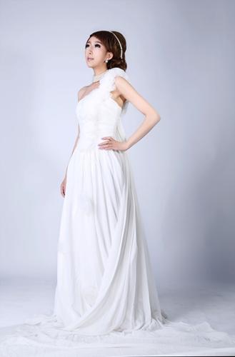 棠棠影楼新娘造型作品